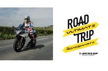 """John McGuinness, multiplul câștigător al cursei Isle of Man TT, a ales primii câștigători ai competiției Dunlop """"Ultimate Road Trip"""""""