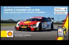 Elgeka-Ferfelis te invită să câștigi o excursie VIP la DTM cumpărând un produs Shell Helix