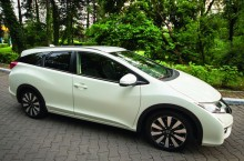 Test Drive: Honda Civic Tourer – Cultivând spiritul Civic