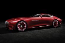 VIDEO: Vision Mercedes-Maybach 6 – Viitorul epic al luxului