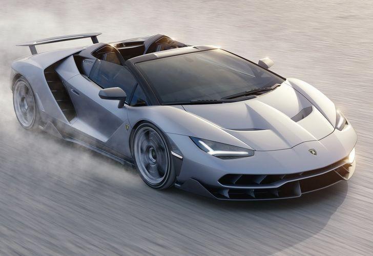 Seria de 20 de unități Lamborghini Centenario Roadster a fost vândută cu peste 2 milioane de euro per exemplar