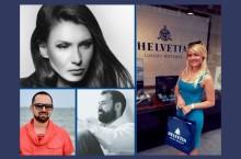 Noii ambasadori Helvetia Luxury Watches în România promovează bunul gust, calitatea și spiritul individual