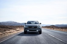 New Volvo V90 Cross Country Driving Matte