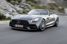 VIDEO: Mercedes-AMG GT Roadster – În ochiul furtunii