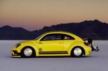 """Beetle LSR – Cea mai rapidă """"Broscuță"""" din toate timpurile"""