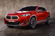 BMW Concept X2 prefigurează rivalul pentru Mercedes-Benz GLA
