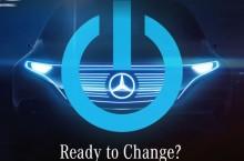 VIDEO: Mercedes-Benz va începe ofensiva asupra gamei BMW i cu un SUV electric