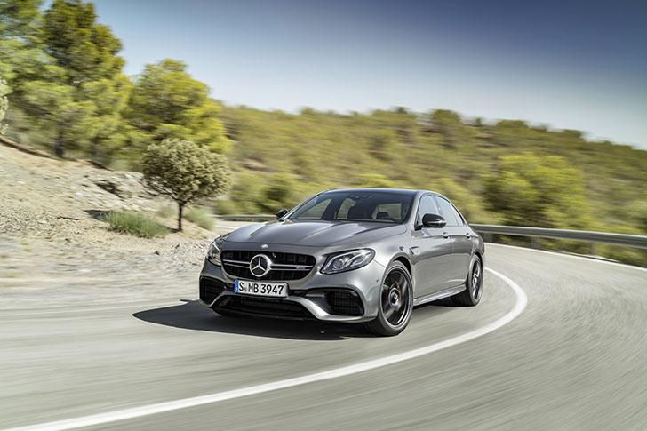 "Noul Mercedes-AMG E 63 4MATIC: Cel mai puternic ""E"" din toate timpurile"