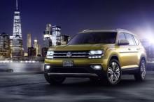 Volkswagen Atlas – Un SUV mare, pe placul clienților din SUA, Rusia și Orientul Mijlociu