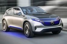 VIDEO: Mercedes-Benz Generation EQ – Conceptul care prefigurează primul model electric țintit contra gamei BMW i