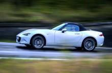 Test Drive: Mazda MX-5 – Visul unui început  de toamnă