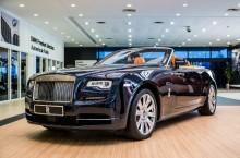La aniversarea de 10 ani  BMW Automobile Bavaria Băneasa prezintă în premieră Rolls-Royce Dawn