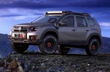 Renault Duster Extreme – Viziunea unui off-roader extrem