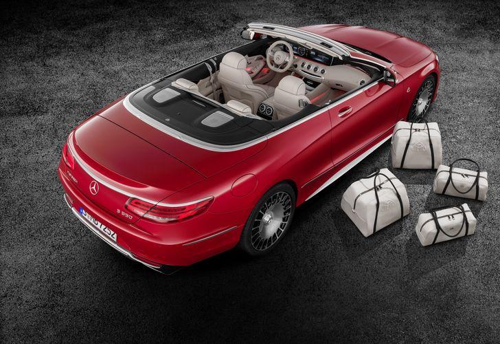 VIDEO: Mercedes-Maybach S 650 Cabriolet ispitește clienții lui Rolls-Royce Dawn