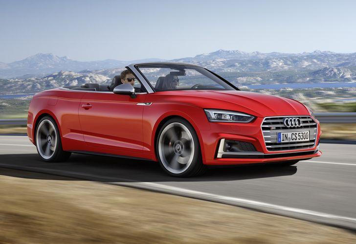 Noul Audi A5 Cabriolet ne amintește cât de mult avem de așteptat până la vară
