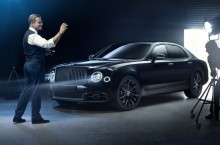 Bentley Mulsanne Speed unicat pentru creatorul de ceasuri personalizate Bamford