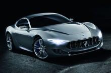VIDEO: Maserati Alfieri va fi primul model electric al mărcii italiene