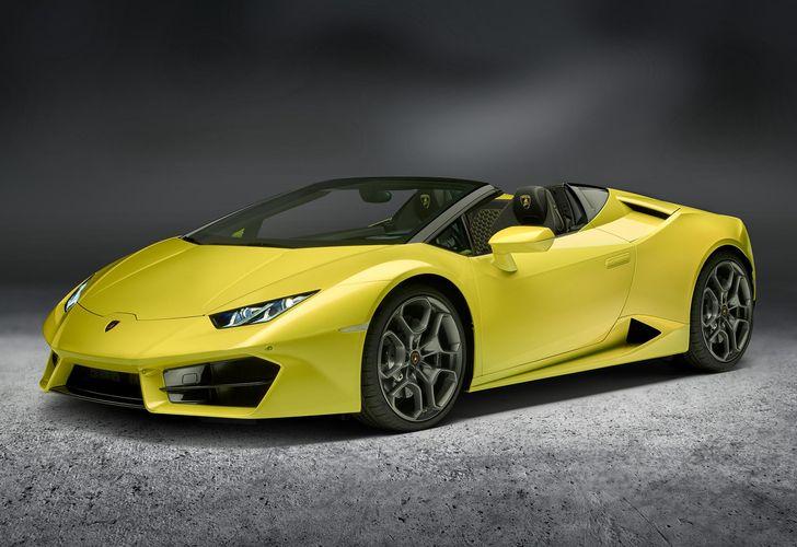 VIDEO: Lamborghini Huracan RWD Spyder ne dezamorțeste simțurile