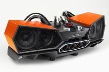 VIDEO: Ixoost Esavox – Muzică din eșapament de Lamborghini