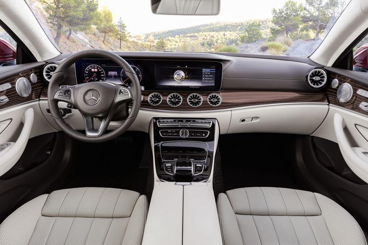Mercedes-Benz E-Klasse Coupé ( C 238 ), 2016