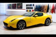 Ferrari SP 275 rw competizione – Unicat inspirat de modelul Ferrari 275 GTB