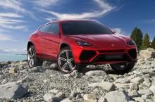 SUV-ul Urus va fi primul plug-in hybrid al mărcii Lamborghini