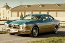 VIDEO: Bilenkin Vintage – Un BMW Seria 3 Coupe E92 stilizat în Rusia după modelele anilor '50-'60