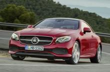 Mercedes-Benz Clasa E Coupe – Cât purtați la Mercedes?