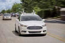 Studiu Ford: Una din șase mame și-ar trimite copilul la școală într-o mașină autonomă fără șofer