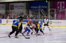 A fost inaugurat Telekom Arena, singurul patinoar privat din zona București-Ilfov, construit după norme olimpice