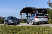 Test Drive: Volvo S90 și V90 – Renașterea unui brand