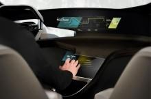 BMW HoloActive Touch – În BMW-urile viitorului comenzile vor fi făcute prin holograme