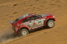 Paris-Dakar 2003 Frederic Le Floc'h
