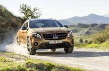 VIDEO: Mercedes-Benz GLA facelift – Mai multă carismă