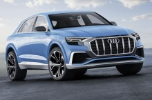 VIDEO: Audi Q8 – Conceptul care prefigurează SUV-ul hibrid programat pentru 2018