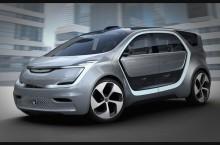 Chrysler Portal: Un MPV electric și semi-autonom pentru mileniali