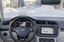 Volkswagen lansează parbrizul cu încălzire prin peliculă de argint care dezgheață și ștergătoarele