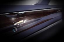 """Viitorul văzut de Bentley: Afișaje digitale suprapuse pe lemn, pentru """"generația conectată"""""""