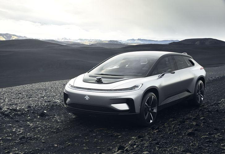 VIDEO: Faraday Future FF 91 – Acesta este viitorul automobilului