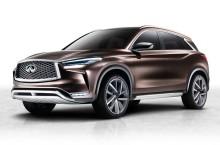 Conceptul Infiniti QX50 prefigurează un nou SUV premium
