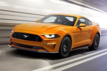VIDEO: Ford Mustang facelift – Modernizare tehnologică