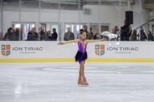 Copiii între 3 și 5 ani beneficiază de acces gratuit la patinoarul Telekom Arena în timpul programului cu publicul