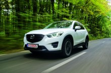 Test Drive: Mazda CX-5 – Calități emoționale
