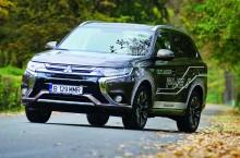 Test Drive: Mitsubishi Outlander PHEV – Disciplina ecologică