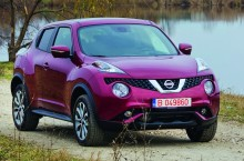 Test Drive: Nissan Juke – Think outside the box