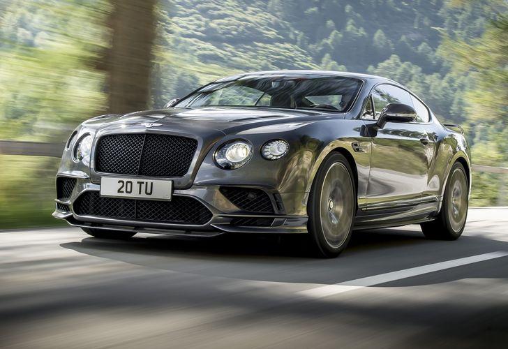 VIDEO: Bentley Continental Supersports – Cel mai puternic și rapid Bentley de serie produs vreodată