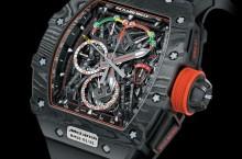 Richard Mille RM 50-03 McLaren F1 – Un ceas inspirat din monoposturile de Formula 1