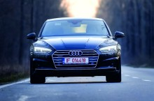 Test Drive: Audi A5 Coupe – A new dawn