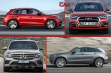 Audi Q5 vs Mercedes-Benz GLC: SUV-uri compacte cu pretenții