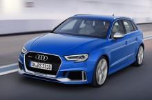VIDEO: Audi RS 3 Sportback – 400 de cai putere în format compact